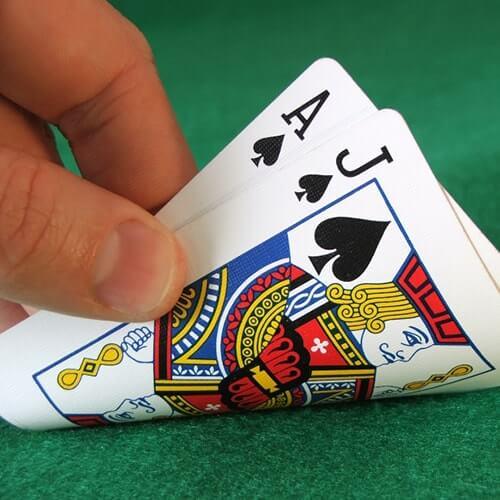 Erilaiset blackjack pelit