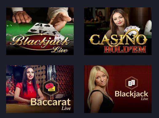 Casino Disco ja pöytäpelit