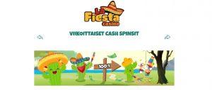 La Fiesta Casino ja ilmaiskierrokset