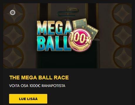 Bethard ja Mega Ball -kisa